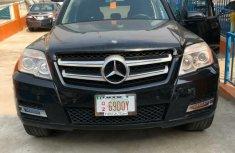 Foreign Used Mercedes-Benz GLK 2011 Model Black