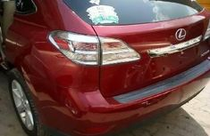 Foreign Used Lexus RX 2011 Model for Sale