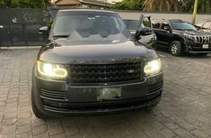 Foreign Used Land Rover Range Rover Vogue 2014 Model Gray