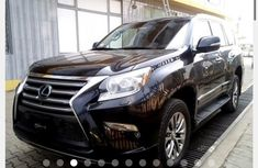Nigeria Used Lexus GX 2015 Model Black