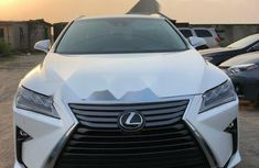 Foreign Used Lexus RX 2018 Model White