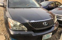 Nigeria Used Lexus RX 20006 Model Black