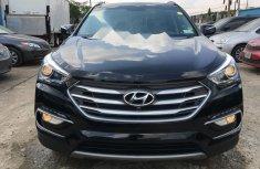 Foreign Used Hyundai Santa Fe 2018 Model Black
