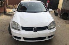 Foreign Used Volkswagen Rabbit 2009 Model White
