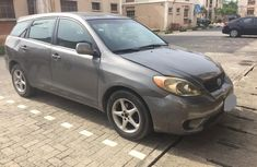 Nigeria Used Toyota Matrix 2004 Model Brown