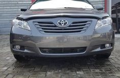 Foreign Used Toyota Camry 2007 Model Gray