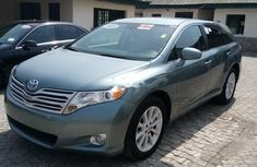 Foreign Used Toyota Venza 2010 Model Green