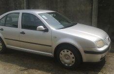 Nigeria Used Volkswagen Bora/Jetta 2003 Model Silver