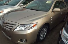 Foreign Used Toyota Camry 2008 Model Gold for Sale