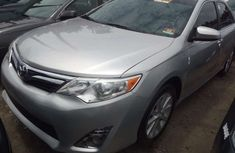 Foreign Used Toyota Camry 2013 Model  Silver for Sale