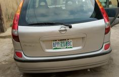 Nigeria Used Tino Almera 2003 Model Silver for Sale
