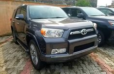 Foreign Used Toyota 4-Runner Limited Edition 2011 Model Black