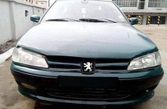 Foreign Used Peugeot 406 2006 Model Green for Sale
