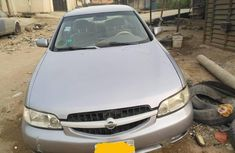 Nigeria Used Nissan Altima 2001 Model Silver