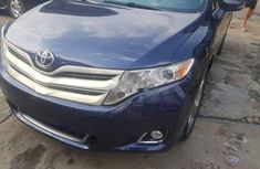 Foreign Used Toyota Venza 2015 Model Blue