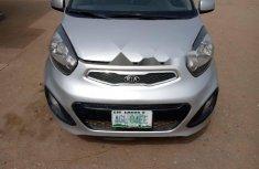 Nigeria Used Kia Picanto 2013 Model Silver