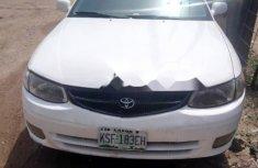 Nigeria Used Toyota Solara 2005 Model White