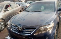 Nigeria Used Toyota Camry 2007 Model Blue