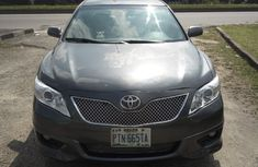 Nigeria Used Toyota Camry SE 2010 Model Gray