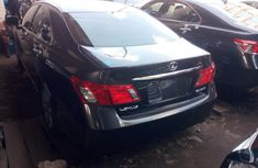 Foreign Used Lexus ES 350 2008 Model Gray for Sale