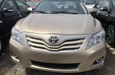 Foreign Used Toyota Camry 2009 Model Gold for Sale
