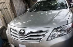 Foreign Used Toyota Camry XLE 2007 Model Silver for Sale