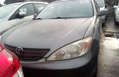 Foreign Used Toyota Camry XLE 2004 Model Gray
