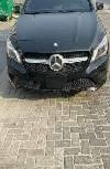 Foreign Used Mercedes-Benz CLA-Class 2014 Model Black