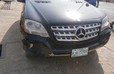 Nigeria Used Mercedes-Benz ML350 2013 Model Black