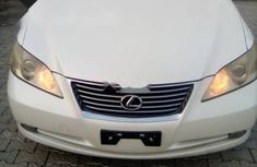 Foreign Used Lexus ES 2007 Model White