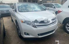 Foreign Used Toyota Venza 2011 Model White