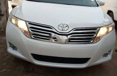 Foreign Used Toyota Venza 2012 Model White