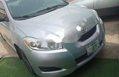 Nigeria Used Toyota Matrix 2010 Model Silver