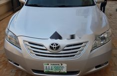 Nigeria Used Toyota Camry 2008 Model Silver