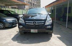 Nigeria Used Mercedes-Benz GL-Class 2009 Model Black