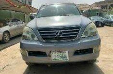 Nigeria Used Lexus GX 2005 Model Blue