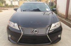 Foreign Used Lexus ES 2013 Model Black