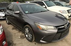 Foreign Used Toyota Camry 2015 Model Gray