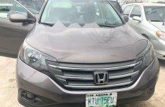 Foreign Used Honda CR-V 2013 Model Gray