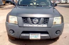 Nigeria Used Nissan Xterra 2006 Model Gray