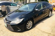 Nigeria Used Toyota Camry 2015 Model Black