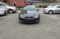 Foreign Used Lexus IS 2008 Model Gray