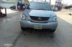Nigeria Used Lexus RX 2005 Model Blue