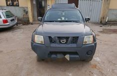 Nigeria Used Nissan Xterra 2006 Model Blue