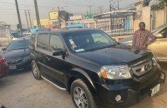 Foreign Used Honda Pilot 2011 Model Black