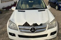 Tokunbo Mercedes-Benz GL-Class 2009 Model White