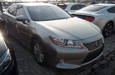 Foreign Used Lexus ES 2015 Model Gray