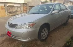 Nigeria Used Toyota Camry 2003 Model Silver
