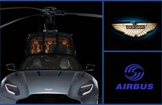 Aston Martin partners with Airbus to unveil ACH130 Aston Martin luxurious Helicopter