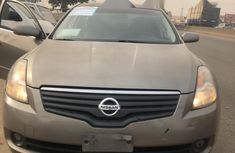Foreign Used Nissan Altima 2009 Model Gray